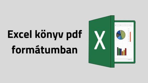 excel könyv pdf